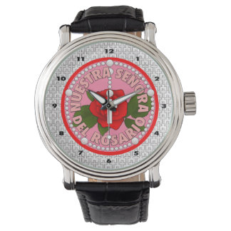 Señora del Rosario Wrist Watch