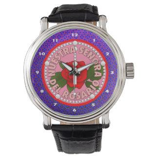 Señora del Rosario Wristwatch