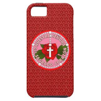 Señora del Sagrado Corazón iPhone 5 Case