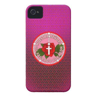 Señora Del Sagrado Corazón iPhone 4 Case-Mate Case