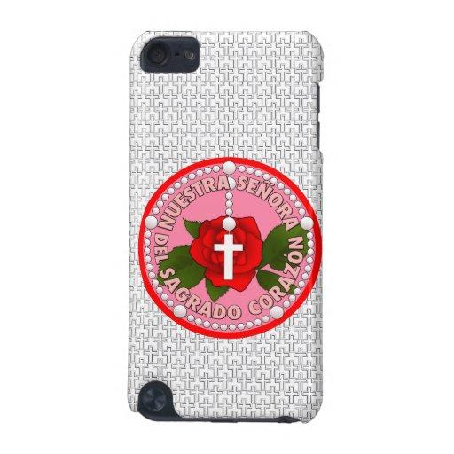 Señora Del Sagrado Corazón iPod Touch 5G Cases