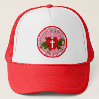 Señora del Sagrado Corazón Trucker Hat