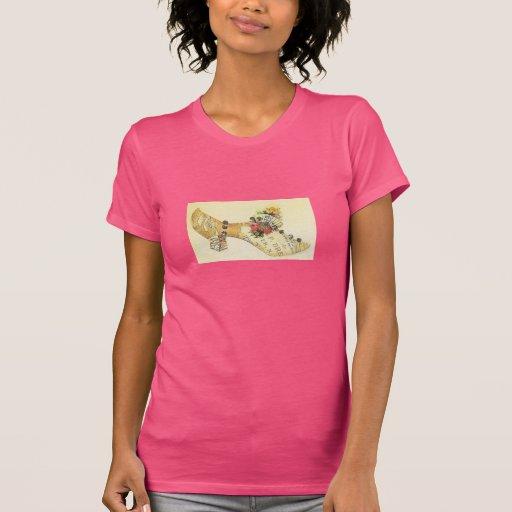 Señora deslizador 1 de Cenicienta Camisetas