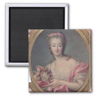 Señora du Barry, 1770 Imán De Frigorifico