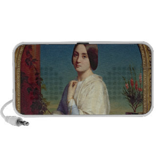 Señora Eduardo Dubufe 1842 Altavoces De Viaje