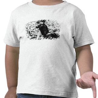 Señora Emmeline Pankhurst Addressing una Camiseta