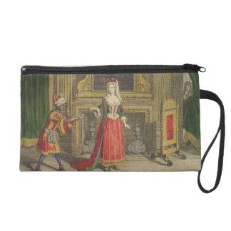 Señora en su dormitorio, c.1688-90 publicado (colo