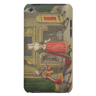 Señora en su dormitorio, c.1688-90 publicado (colo Case-Mate iPod touch fundas