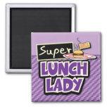 Señora estupenda Magnet del almuerzo Imán Para Frigorifico