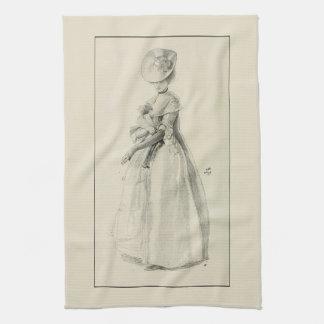 Señora Fashion del Victorian Toalla