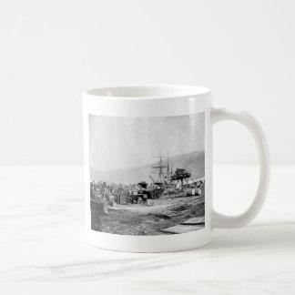 Señora Franklin Bay Expedition 1880s Taza De Café