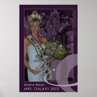Señora Galaxy 2003 Impresiones