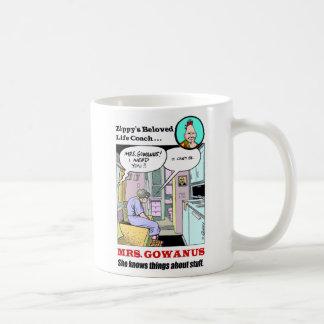 Señora Gowanus Taza De Café
