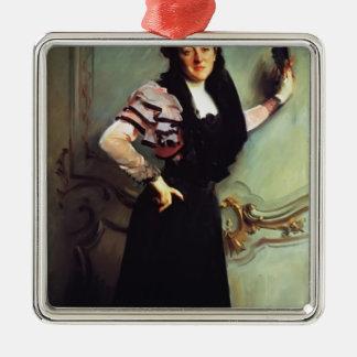 Señora Gualterio Bacon de Juan Sargent- Adornos De Navidad