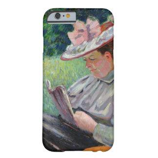 Señora Guillaumin, c.1895 (aceite en lona) Funda De iPhone 6 Barely There