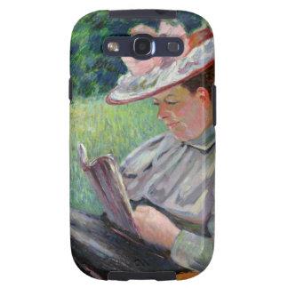 Señora Guillaumin, c.1895 (aceite en lona) Galaxy S3 Protector
