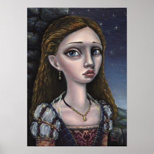 Señora Gwendolyn Poster