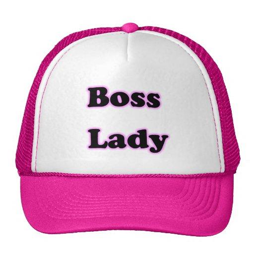 Señora Hat de Boss Gorro De Camionero