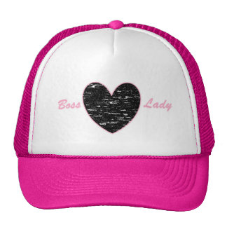 Señora Heart Hat de Boss Gorras