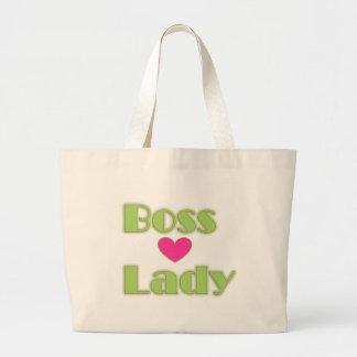 Señora Heart Jumbo Tote de Boss Bolsa