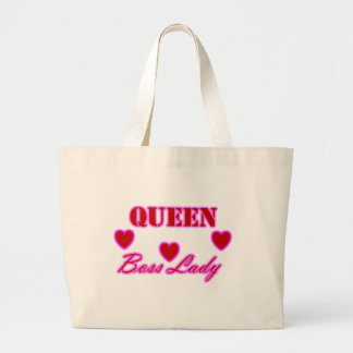 Señora Hearts Jumbo Tote de la reina Boss Bolsas