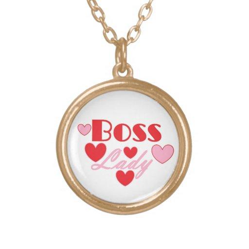 Señora Hearts Necklace de Boss Joyerias