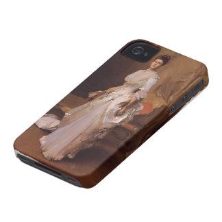 Señora Henry White de Juan Sargent- Case-Mate iPhone 4 Cobertura