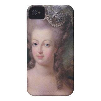 señora hermosa iPhone 4 Case-Mate cobertura