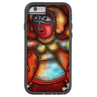 Señora hermosa por el rafi talby funda para  iPhone 6 tough xtreme