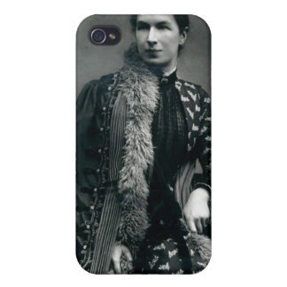 Señora Humphry Ward, 1881 iPhone 4/4S Carcasas