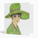 Señora In Green