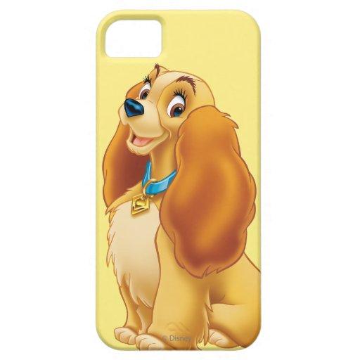 Señora iPhone 5 Carcasa