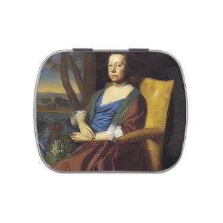 Señora Isaac Smith de John Singleton Copley- Latas De Dulces