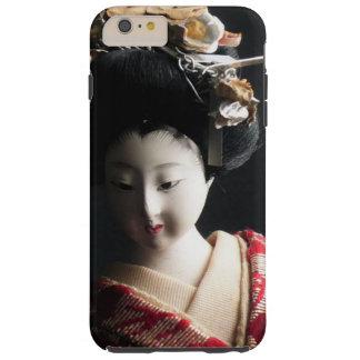 Señora japonesa - muñeca funda para iPhone 6 plus tough