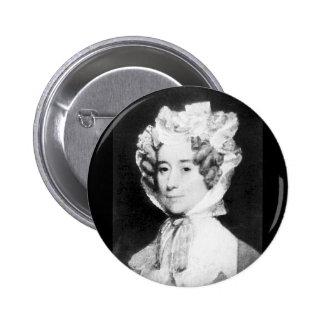 Señora Juan Quincy First señora 1825 - 1829 del Pins