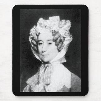 Señora Juan Quincy First señora 1825 - 1829 del Tapete De Ratones