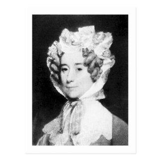 Señora Juan Quincy First señora 1825 - 1829 del ~ Tarjeta Postal