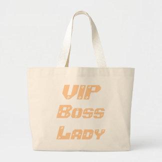 Señora Jumbo Tote del VIP Boss Bolsas