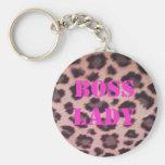 Señora Keychain de Boss Llaveros
