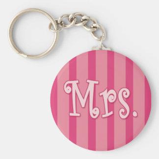 Señora Keychain Llaveros Personalizados