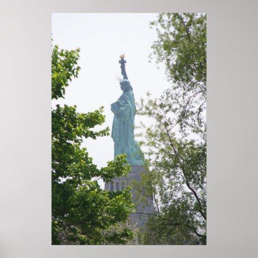 Señora Liberty 3 Posters