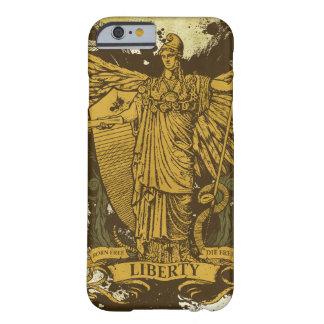 Señora Liberty Case de Libertas Funda De iPhone 6 Barely There
