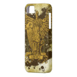 Señora Liberty Case-Mate Case de Libertas iPhone 5 Case-Mate Coberturas