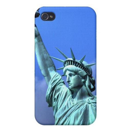 Señora Liberty - caso del iPhone 4G iPhone 4 Coberturas