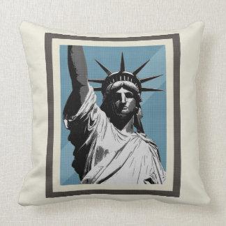 Señora Liberty Almohadas