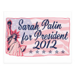 Señora Liberty de Palin Postal