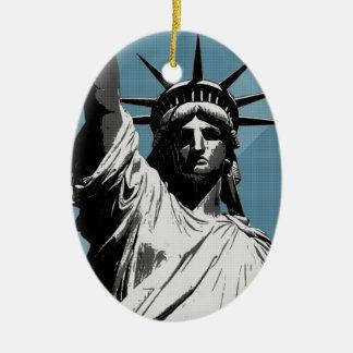 Señora Liberty Ornamente De Reyes