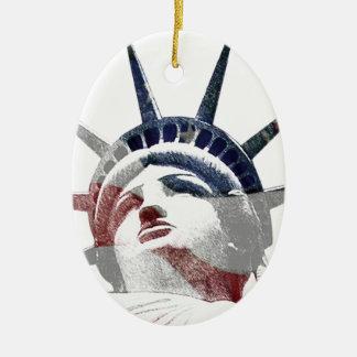 Señora Liberty Adorno Para Reyes