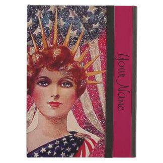 Señora Liberty el 4 de julio añade su texto