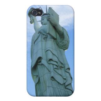 Señora Liberty iPhone 4/4S Funda
